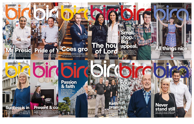 bira member magazine