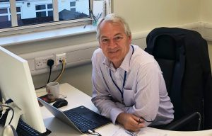 Andrew Goodacre, new CEO of the British independent Retailers Association