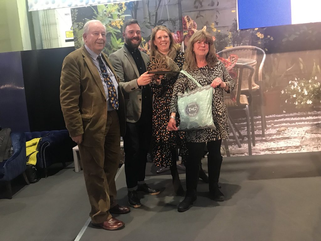 Bira Direct Supplier T&G Woodware win at Gift of the Year Awards