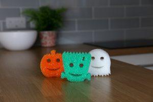 scrub daddy Halloween EVO lifestyle products